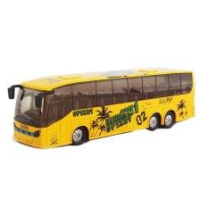 Spesifikasi Lumi Toys Die Cast Metal Bus Mk 3 Yellow Online
