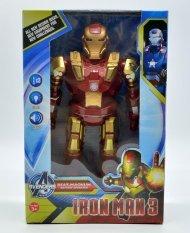 Lumi Toys Iron Man 3 Di Indonesia