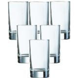 Daftar Harga Luminarc Islande Gelas Minum 150 Ml Rendah 6Pcs Luminarc