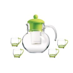 Beli Luminarc Tea Set Ballon Anis 5Pcs Set Online Murah