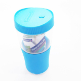 Luminarc Transportable Jar 50Cl W Lid Blue Luminarc Diskon 50