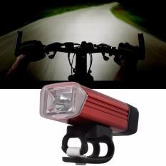 Harga Machfally 180Lm Cree Front Head Led Bicycle Lamp Bike Headlamp Headlight Terbaru