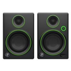 Mackie Audio Speaker Multimedia CR4 - Hitam Hijau