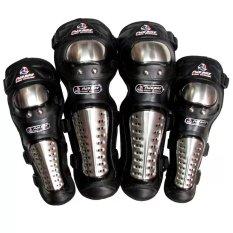 MadBike Decker Besi Metal Dekker Deker Pelindung Protector Lutut Siku Motor Touring