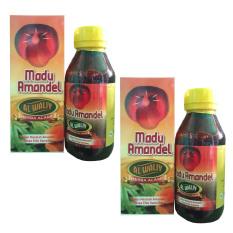 Harga Madu Amandel Al Waliy 2 Botol Yang Murah Dan Bagus