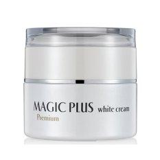 Magic Plus White Cream Premium Original 35Gr Dki Jakarta