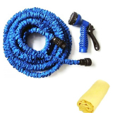 Diskon Magic X Hose Auto Expandable 30 M Biru Lap Plas Chamois