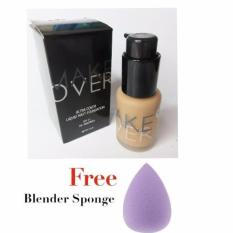 Make Over Ultra Cover Liquid Matt Foundation 06 Beige Blast Di Indonesia
