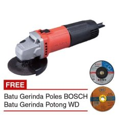 Promo Toko Maktec Mt 90 Mesin Gerinda 4 Batu Gerinda Potong Poles
