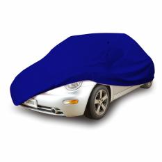 Mantroll Cover Mobil daihatsu sirion Biru Benhur / Jas Mobil Berkualitas / Mantel Mobil Original / Sarung Mobil Mantroll / Cover Penutup Mobil Original