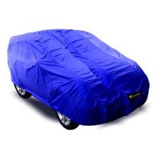 Jual Mantroll Cover Mobil Mazda 2 Biru Benhur Satu Set