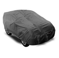 Promo Mantroll Cover Mobil Mazda 2 Silver Metalic Mantroll Terbaru