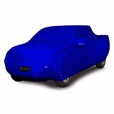Beli Mantroll Cover Mobil Mitsubishi Strada Double Cabin Biru Benhur Dengan Kartu Kredit