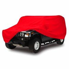 Beli Mantroll Cover Mobil Nissan Serena Merah Nyicil