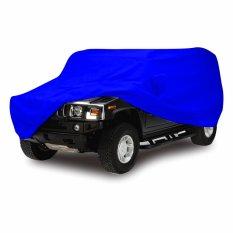Beli Mantroll Cover Mobil Toyota Fortuner Biru Benhur Yang Bagus