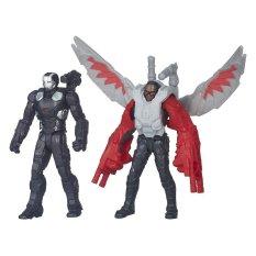 Jual Marvel Captain America Civil War Marvels Falcon Vs Marvels War Machine Original
