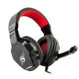 Jual Marvo Scorpion Headset Gaming H8329 Hitam Merah Termurah