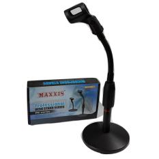 Promo Maxxis Desk Stand Microphone Jt 09 Murah