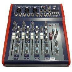 Spesifikasi Maxxis Mixer 6 Channel Mx F6 Usb Beserta Harganya