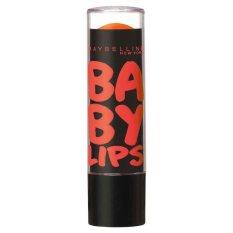 Maybelline Baby Lips Electro - Oranye