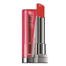 Maybelline Color Sensational Lip Flush Lipstick RD02
