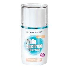 Beli Maybelline White Superfresh Liquid Powder N3 Natural Terbaru