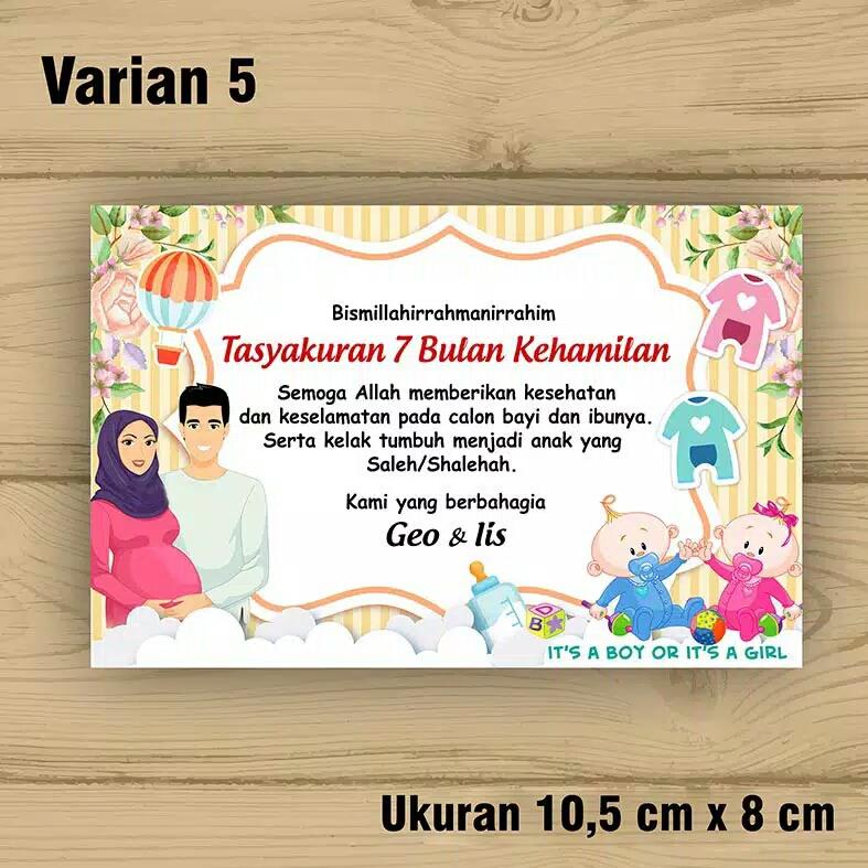 25 Pcs Stiker Label Syukuran Aqiqah Tedak Siten Kelahiran Lazada Indonesia