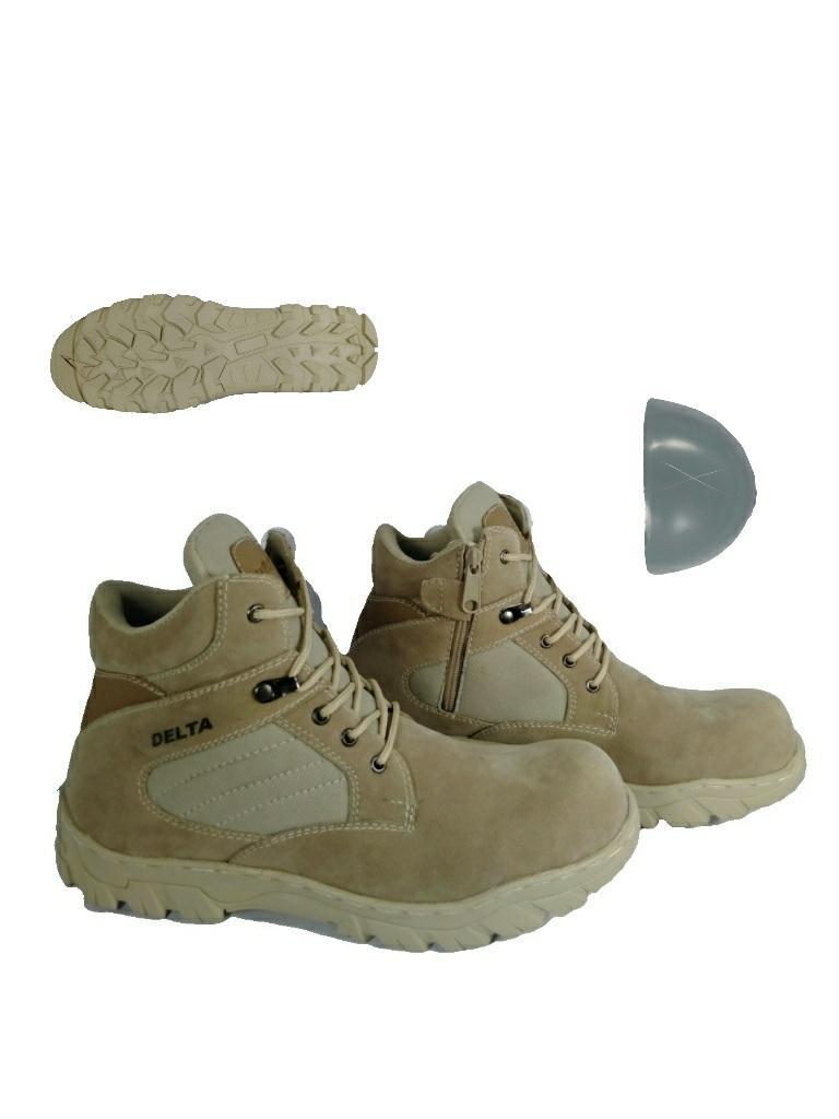 PROMO Sepatu Boots Safety DELTA 6 In