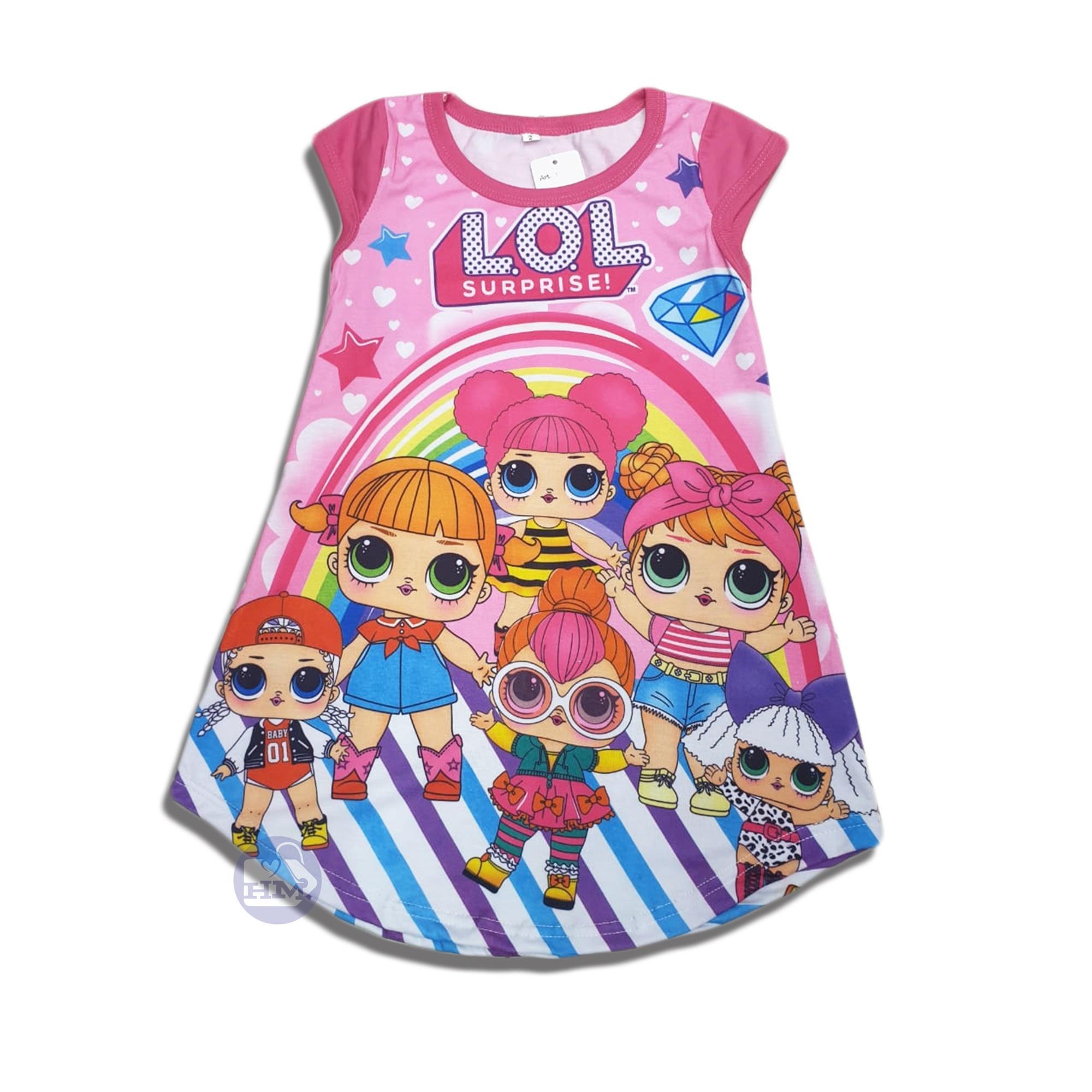 da813f68340c Pakaian Fashion Anak Perempuan
