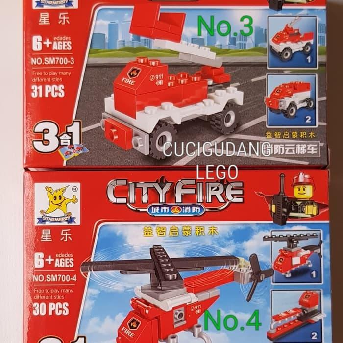 Jual Lego City Mobil Murah Garansi Dan Berkualitas Id Store