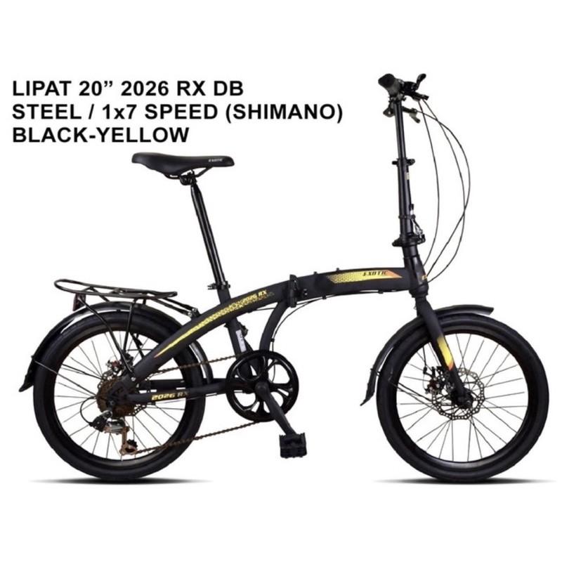 Jual Sepeda Lipat Terbaru Lazada Co Id