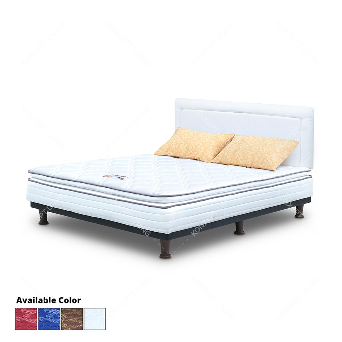 Musterring Master Multibed Full Set Size 140x200 MH6 Spring Bed - Konxept Living