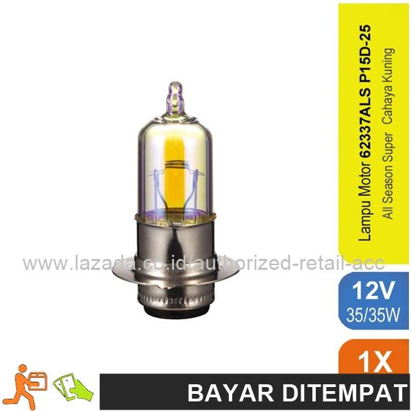 Osram Lampu Depan Motor Honda Beat Fi 2012-2014 - 62337ALS All Season Super