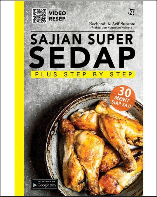 Buku Resep Sajian Super Sedap By Sebelah_toko.