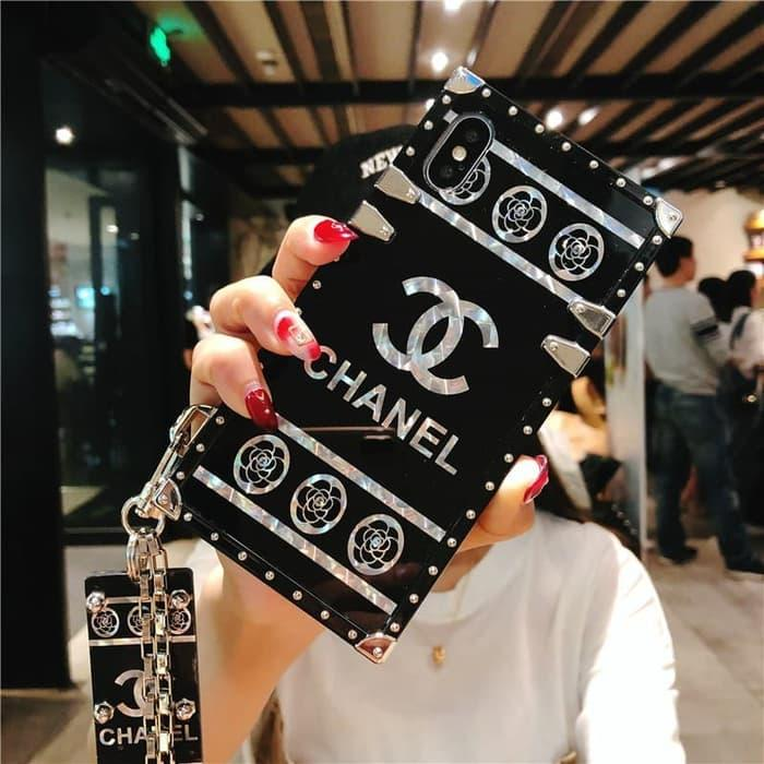 COCO CHAxxNEL 1 Trunk case Iphone 6/6+ 7 / 7 plus / 8/ 8+ / IPHONE X/ OPPO A3S/ F5/ F7/ F9 / A7 VIVO Y71/V7plus/V11/Y91/Y95/v11pro