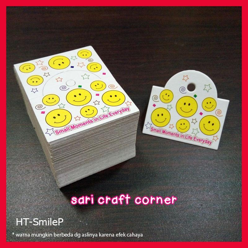 Label Kartu Aksesoris Card Label Hang Tag Hangtag By Sari Craft Corner.