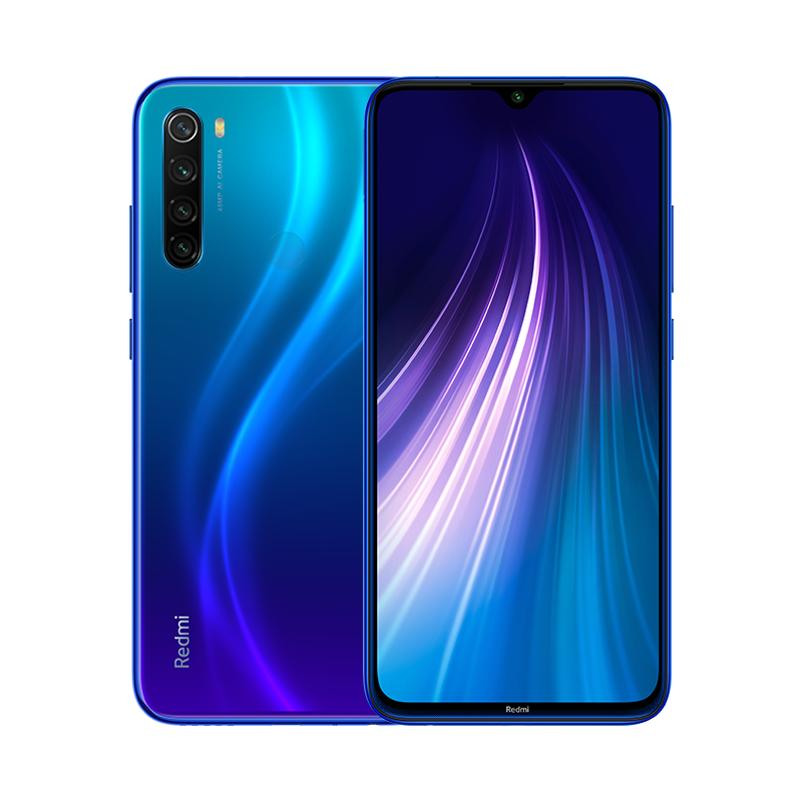 [Exclusive 11.11] Lazada Redmi Note 8 6/128GB 48MP Quad Camera Snapdragon 665 4000mAh