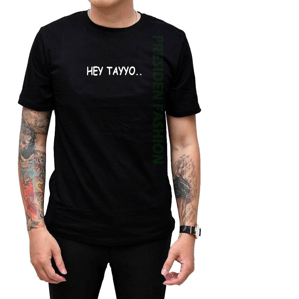 Presiden Fashion - kaos distro T-shirt fashion 100% soft cotton combed 30s kaos pria  baju distro T