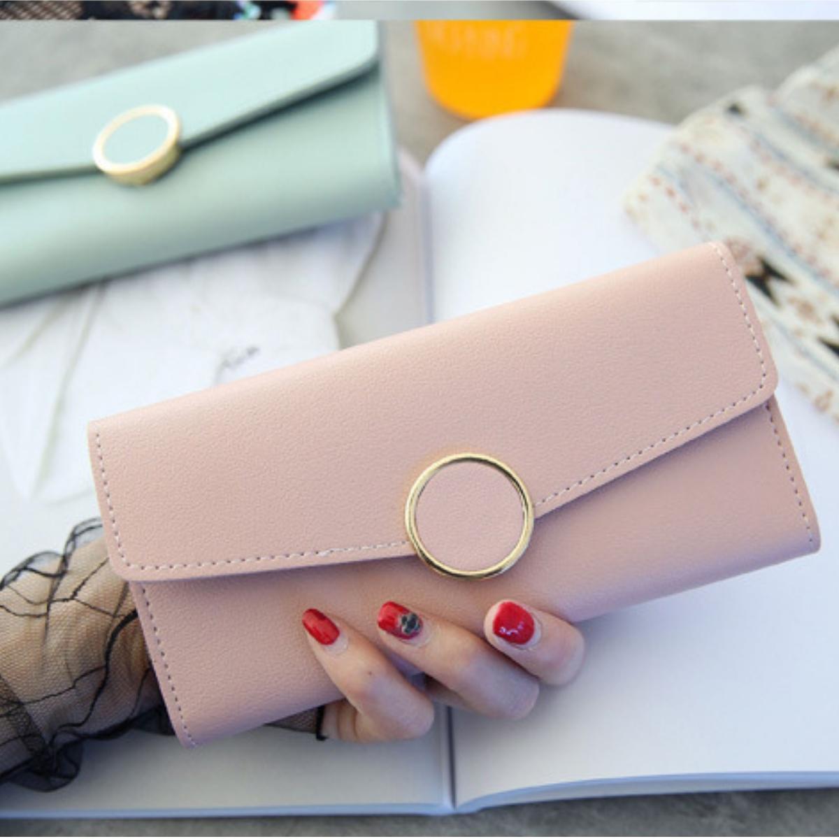 FashionSmith Dompet Wanita Lazada Panjang 10 Slot Saku New Royal Style