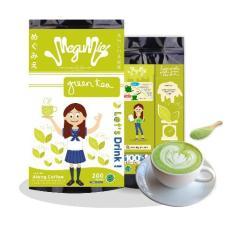 Spesifikasi Megumie Green Tea Latte Matcha Powder 200Gr Bubuk Minuman Teh Hijau Serbuk Online