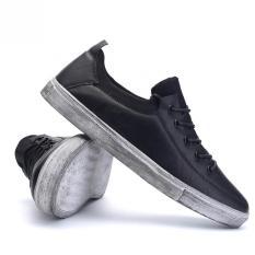 Perbandingan Harga Men S Rendah Untuk Membantu Melakukan Yang Lama Bisnis Kasual Kulit Sepatu Hitam Di Tiongkok