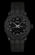 Mido Multifort M018.430.37.052.00 - Jam Tangan Pria - Hitam