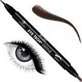 Top 10 Milani Eye Tech Define 2 In 1 Brow Eyeliner Felt Tip Pen Dark Brown Black Online