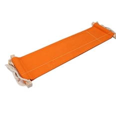 Mini Office Foot Rest Stand Adjustable Meja Kaki Hammock Kaki Kaki Kaki (Orange)