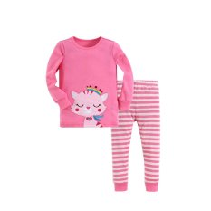 Spek Mini S Piyama Kitty Pink