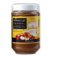 Beli Miracle Herbal Power Mix Madu Murni Hitam Untuk Kekebalan Tubuh 2 Botol Online Jawa Barat