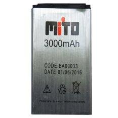 Mito battery BA00033 (Mito Mini 111) - Silver