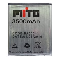 Mito battery BA00041 (A355) - Silver