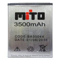 Situs Review Mito Battery Ba00044 A95 Silver