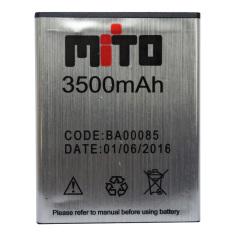 Mito battery BA00085 (Mito Impact A10) - Silver